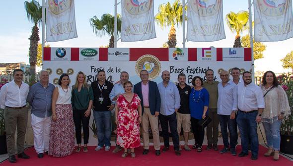 Éxito en la primera jornada de la IX edición de la Feria de la Cerveza de Ibiza