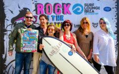 """Surf Lounge Ibiza presenta este sábado a Keep Rocking y a Dj The Selectors en su segundo """"Rock on the Wave"""""""
