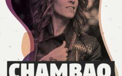 Chambao - Cartel Concierto Ibiza