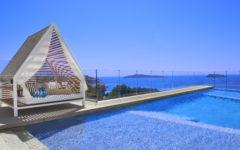 ME Ibiza rooftop terrace