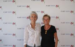 Silvia Amodio y Patrizia Lonagrini