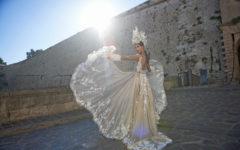 La modelo internacional Toya Montoya protagoniza la campaña de Adlib Moda Ibiza 2018