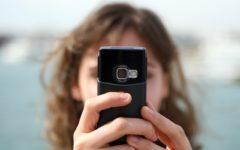 Fotografías en la red