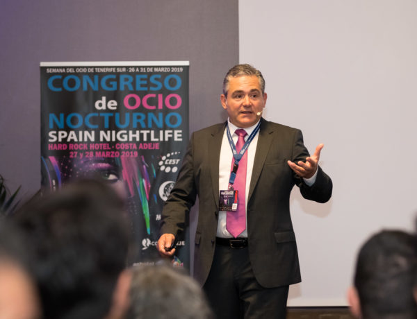 Clausura I Congreso Ocio Nocturno Spain Nightlife