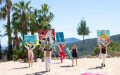 Las Dalias de Ibiza acoge el Ethereal Festival, una oda a la creatividad más pura