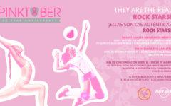 Hard Rock Hotel Ibiza acoge una nueva edición de Pinktober a beneficio de Ibiza y Formentera Contra el Cáncer