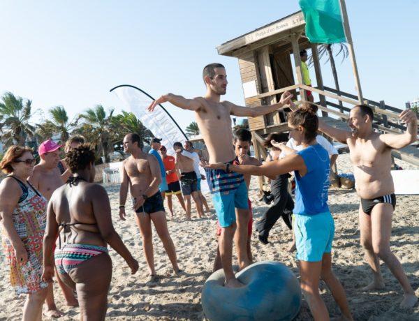 Playa d'en Bossa y Un Mar de Posibilidades