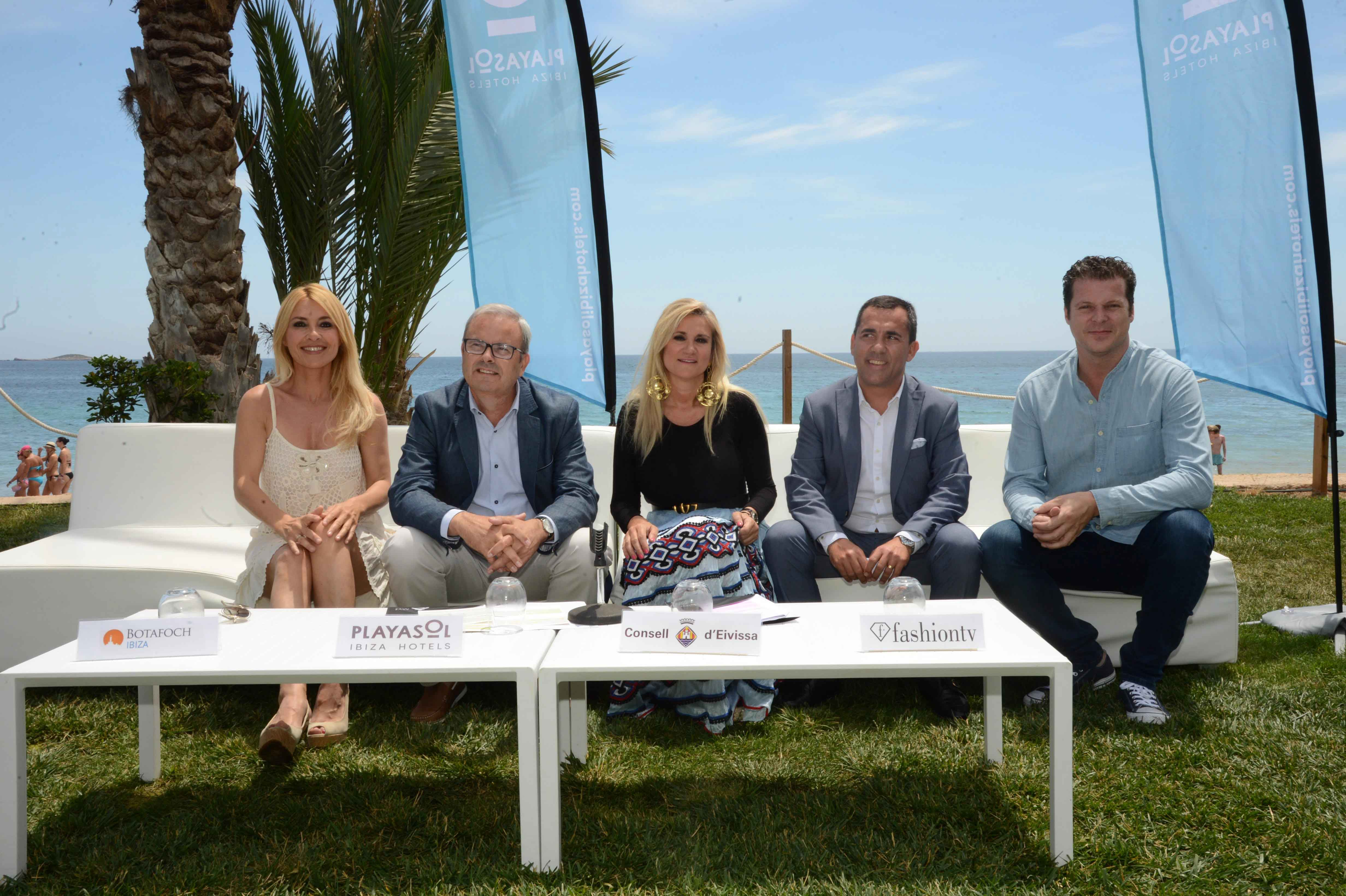 Rueda de Prensa Adlib Moda Ibiza